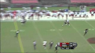 Marquess Wilson vs San Diego State (2011)