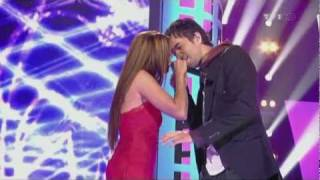 Enrique Iglesias ft. Nadiya live - Tired of Being Sorry