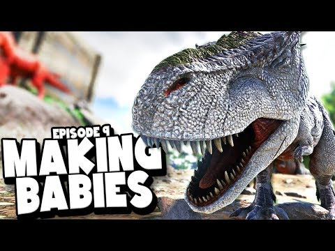 BREEDING UP AN ARMY! - ARK: Survival Evolved ASCENSION Ep #9