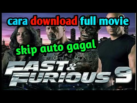 Cara Download Fast and furious 9 Hobbs & Shaw full movie