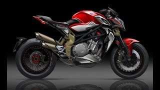 10. 2018 MV Agusta Brutale 1090 Top Speed Review