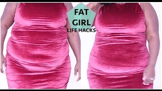 Video FAT GIRL LIFE HACKS! MP3, 3GP, MP4, WEBM, AVI, FLV Oktober 2018