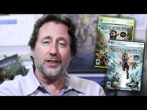 Shadowrun Returns as a 2D Turn-Based RPG