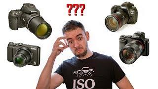 "Video ""What camera should I buy?"" - The 4 types of camera MP3, 3GP, MP4, WEBM, AVI, FLV Februari 2019"