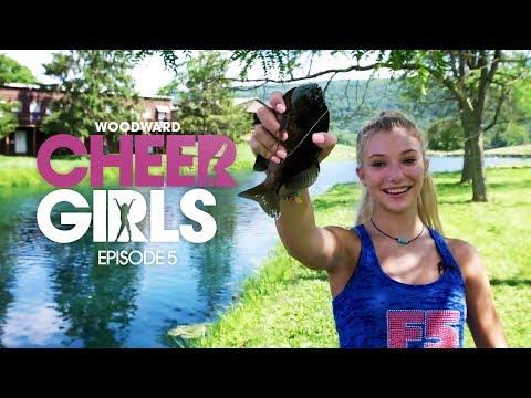 Gone Fishin' - EP5 - Woodward Cheer Girls Season 3