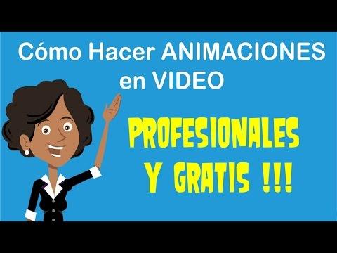 Como Hacer Video Marketing Animado GRATIS (en español)
