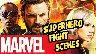 Video Before Avengers: Infinity War | Best Marvel Superhero fight scenes MP3, 3GP, MP4, WEBM, AVI, FLV Oktober 2018