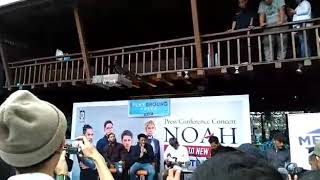 Lagu Baru NOAH - Jalani Mimpi akustik