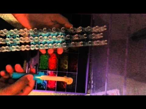 How to organize your rainbow loom organizer