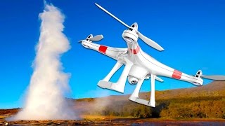 Video CRASHER SON DRONE EN ISLANDE MP3, 3GP, MP4, WEBM, AVI, FLV September 2017