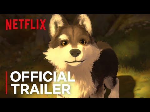 White Fang   Official Trailer [HD]   Netflix