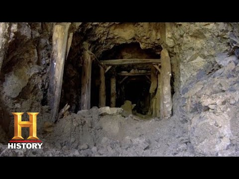 Lost Gold of WWII: TREASURE TUNNEL UNCOVERED (Season 2) | New Episodes Tuesdays at 9/8c | History