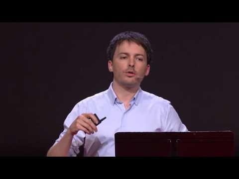 Clôture de TEDxParis 2015 par Chris Esquerre