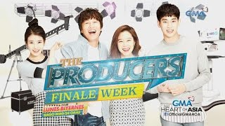 Video The Producers: The finale week MP3, 3GP, MP4, WEBM, AVI, FLV April 2018