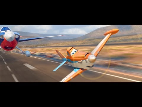 Planes - Disney's Planes: Fire & Rescue comes to theatres on July 18!