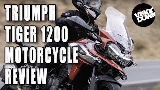 5. Triumph Tiger 1200 Motorcycle Review | Visordown.com