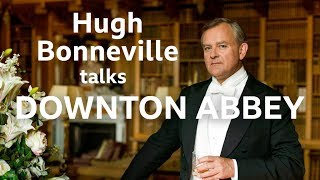 Hugh Bonneville talks Downton Abbey