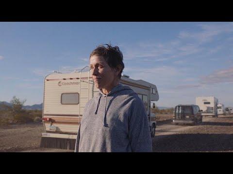 """""""Nomadland"""" : le film sur les nomades américains rafle la mise aux BAFTAs"""