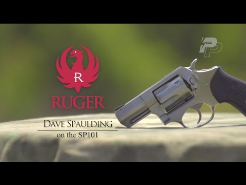 Ruger - Dave Spaulding talks about the Ruger SP101 revolver.