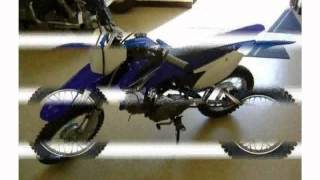1. 2009 Yamaha TT-R 110E Specs