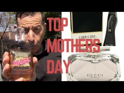 Top 3 Fragrances | Gucci | Dior | Juicy | Top Mothers Day Gifts
