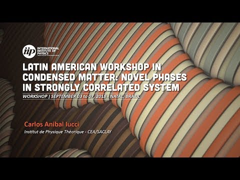 Bosonization of the Shiba impurity - Carlos Anibal Iucci