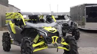 9. Ep2 KingBossQuad 2018 Maverick X3 XMR Pick Up Day - First in Canada!