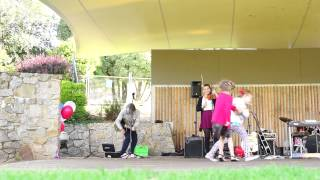 Drouin Australia  City pictures : Fiddle Music at Drouin Civic Park, Australia Day
