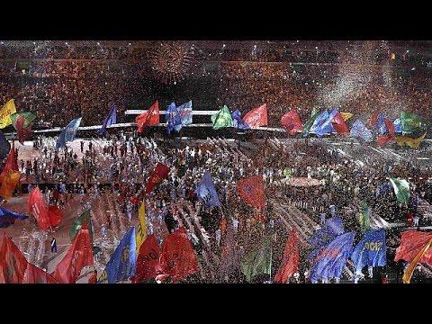 Έπεσε η αυλαία των Παραολυμπιακών του Ρίο
