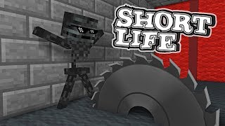 Video Monster School : SHORT LIFE CHALLENGE - Minecraft Animation MP3, 3GP, MP4, WEBM, AVI, FLV Agustus 2019