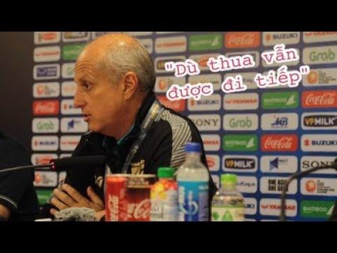 Thua U23 Việt Nam, HLV Thái Lan đã nói thế này! - Thời lượng: 2 phút, 55 giây.