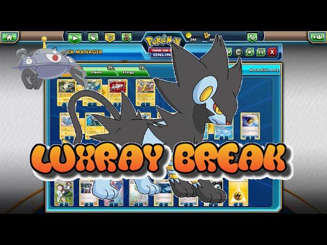 Luxray-break-deck-pokemon-tcgo