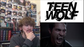 Teen Wolf Season 2 Episode 2 - 'Shape Shifted' Reaction.Back with another reaction to Ten Wolf season 2. In this episode we return with another full moon, this time with more wolves involved...and lizard people too. But enough with the dramatics, leave a like if you enjoyed and subscribe if you so please.- JoePatron - https://www.patreon.com/TheTrophyMunchersTwitter - https://twitter.com/TrophyMunchersJoe's Twitter - https://twitter.com/josephardingJoe's Instagram - https://www.instagram.com/josephardingJoe's Snapchat - josephardingJoe's TRAKT profile - https://trakt.tv/users/thetrophymunchersTwitch - https://www.twitch.tv/thetrophymunchersFacebook - https://www.facebook.com/TheTrophyMunchers