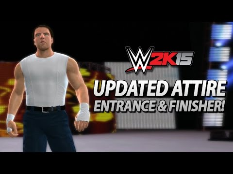 updated - Check out Dean Ambrose with an updated attire, entrance and finisher in WWE 2K15: Superstar Threads Formula: Vest: 0, 255, 255 Shirt: 0, 255, 255 Wrist Tape: 0, 255, 255 Hand Tape: 0, 255,...
