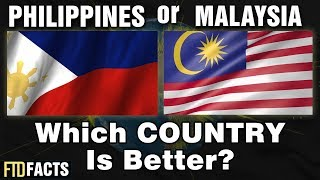 Video MALAYSIA or PHILIPPINES - Which Country Is Better? MP3, 3GP, MP4, WEBM, AVI, FLV Juni 2018