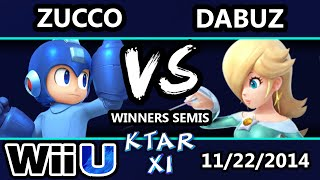 Some nice Megaman play by juice.Zucco