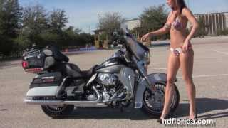 5. Used 2013 Harley Davidson Electra Glide Ultra Limited Motorcycle for sale