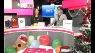 EFM ON TV 27 December 2013 - Thai TV Show
