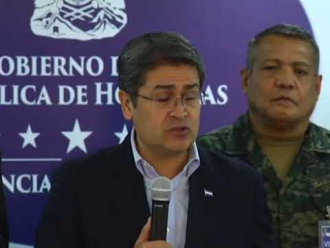 OPINIONES ENCONTRADAS ante creación de la Fuerza Nacional Anti Pandillas o Maras