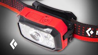 The Black Diamond Storm 400 Headlamp by Black Diamond Equipment