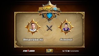 ShtanUdachi vs Sintolol, game 1