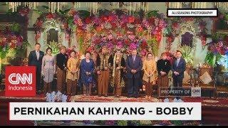 Video JK, Megawati Hingga SBY Salami Kahiyang-Bobby yang Resmi Menikah MP3, 3GP, MP4, WEBM, AVI, FLV November 2018