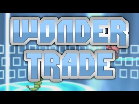 how to trade with pokemon y