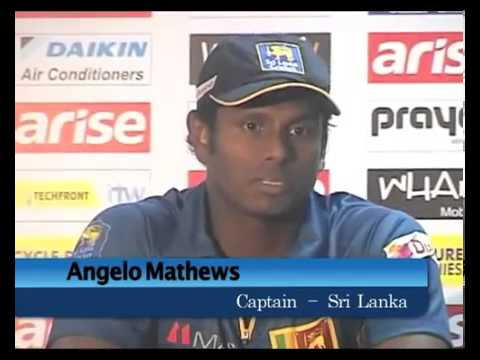 England in Sri Lanka Test Series 2008 - 1st Test - Day 4 - Part 1/2