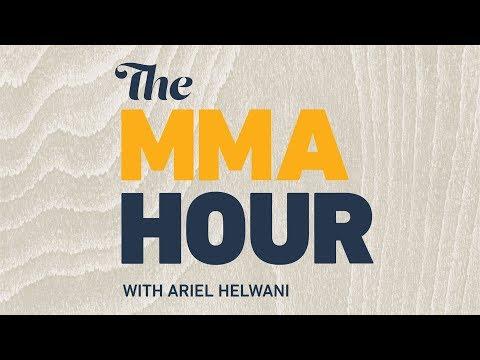 The MMA Hour: Episode 417 (W/ DC in studio, Sonnen, Cyborg, Rockhold, more) (видео)