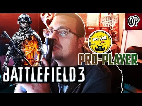 Battlefield 3 **// Un Pro-Player manco | Marine Novato