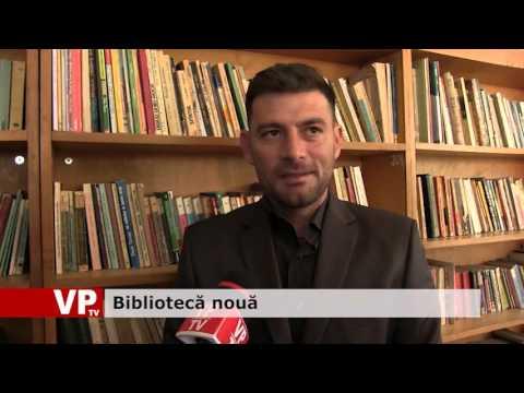 Bibliotecă nouă