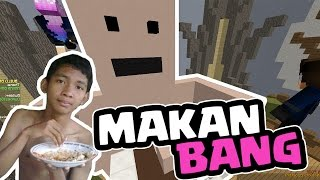 Video BUAT MAKAN BANG?? - Minecraft Indonesia MP3, 3GP, MP4, WEBM, AVI, FLV Maret 2018