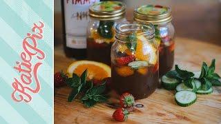 Pimms Jelly Cups | Katie Pix by Katie Pix