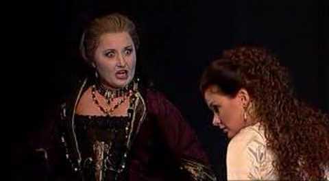 La reina de la noche - La flauta mágica (en castellano)